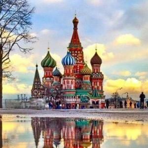 NGA (MOSCOW - SAINT...